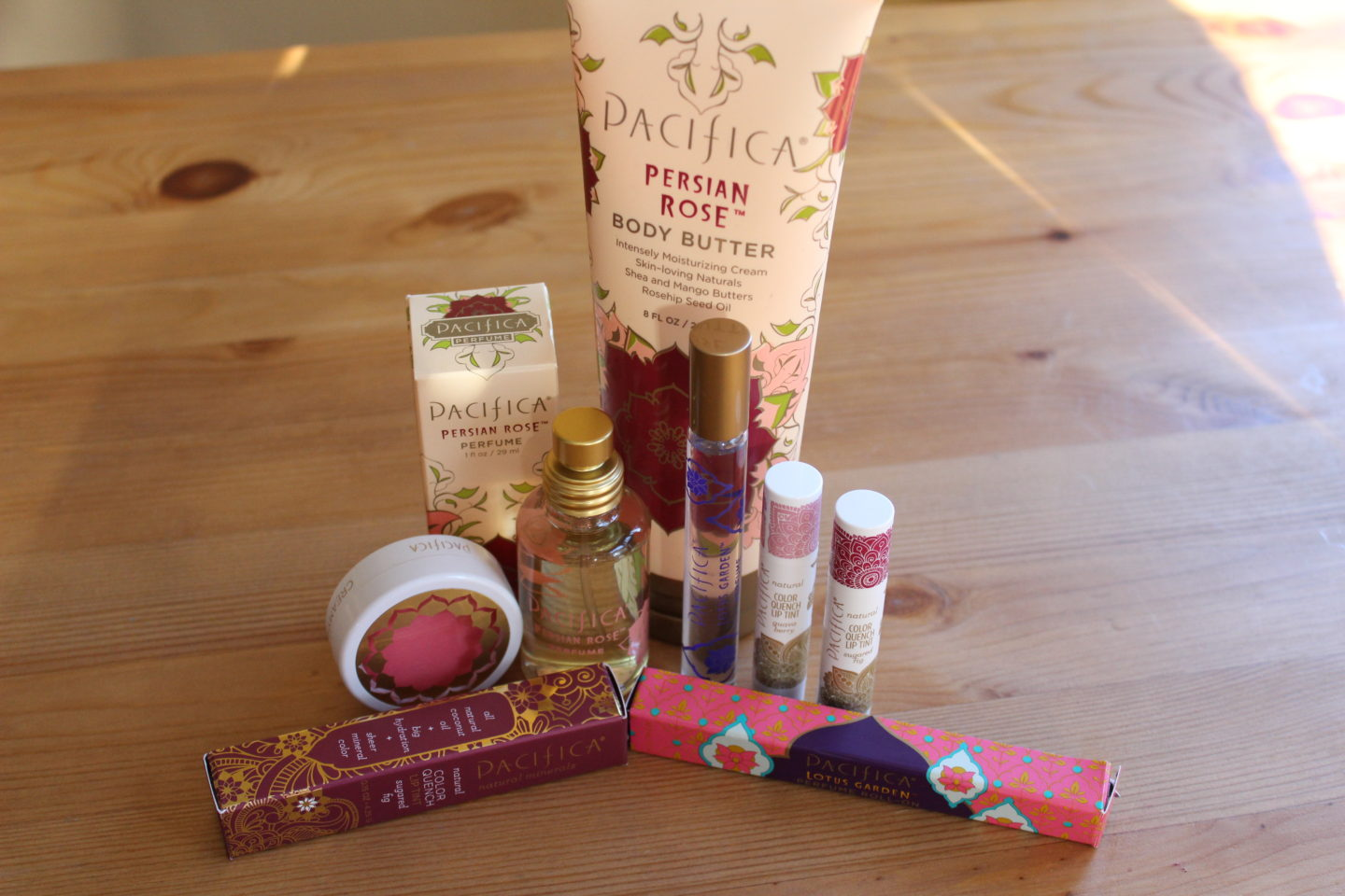 Pacifica Natural Skincare & Fragrance Review | The Dressy Chick