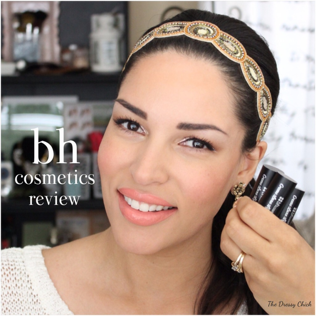 Review & Demo :: BHcosmetics Creme Luxe Lipsticks