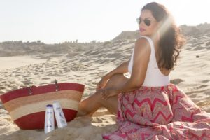 My tips for healthy moisturized Summer hair